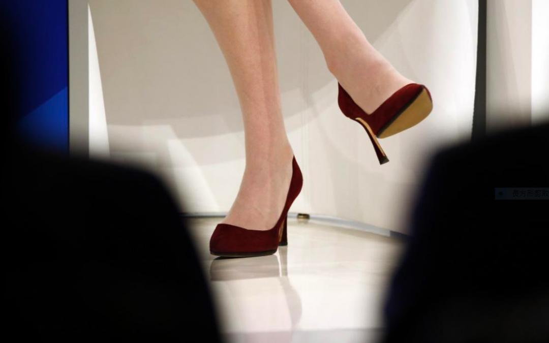 日本 #Kutoo運動 延燒,向「高跟鞋」職場文化說不
