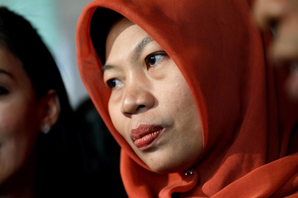 【獲總統特赦】遭上司性騷錄音自保卻被判6個月 印尼學校女職員籲「女性要勇敢」–上報