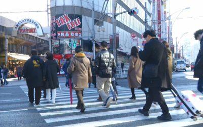 調查:日本年輕男性遭性騷擾 比女性多7%