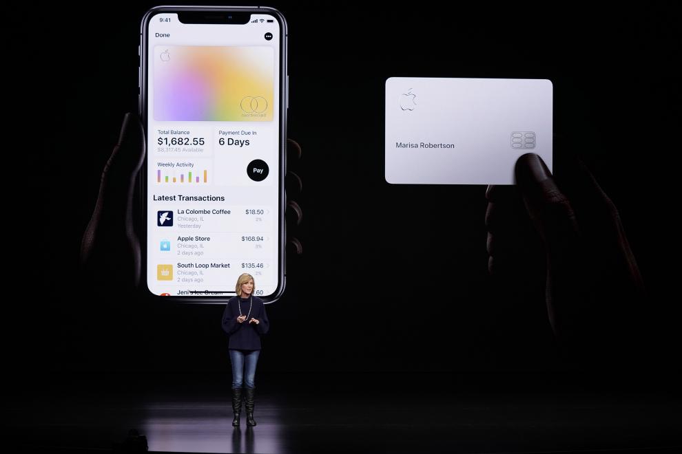 Apple Card遭控性別歧視 丈夫的信用額度是妻子的20倍 | DQ 地球圖輯隊
