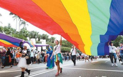 LGBT+全球10大新聞 台灣同婚合法化上榜 | 聯合新聞網