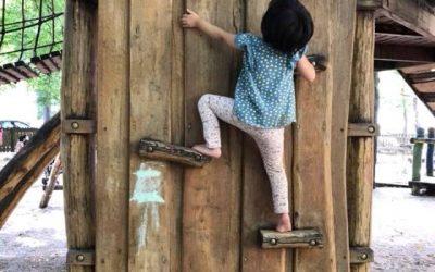 誰說女孩不能爬高?遊戲空間中的性別議題|李玉華/多元PLAY.孩子不LAG|獨立評論