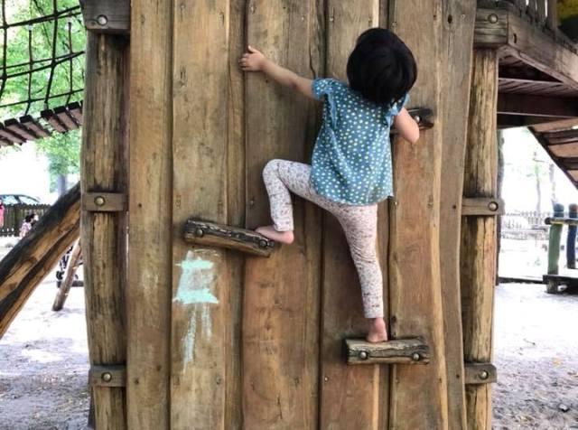 誰說女孩不能爬高?遊戲空間中的性別議題 李玉華/多元PLAY.孩子不LAG 獨立評論