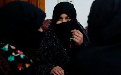 塔利班垮台近18年 阿富汗婦女仍受迫害