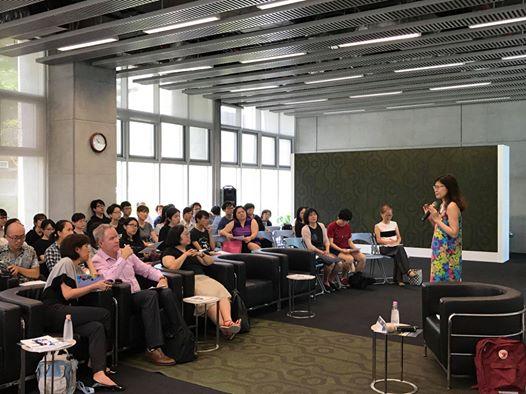 「當代中國婦女運動攝影展開幕式暨影像導讀」已經開始囉~  歡迎大家一同來參加!還趕沒來的同學加緊腳步囉~~  活動資訊  時間:2018年5月24日(四)10:…
