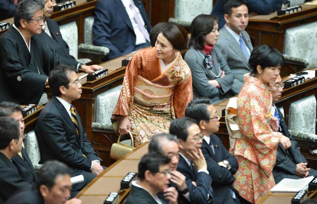 逆襲的草根保守派:日本女性主義運動反挫的教訓 | 文化視角 | 轉角國際 udn Global