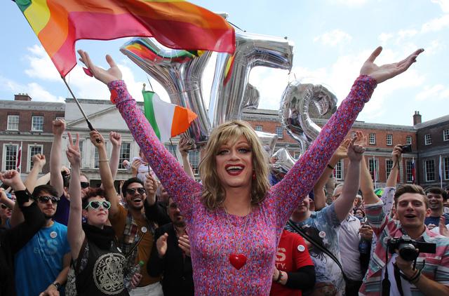 【平權之路】同婚行不行? 愛爾蘭、澳洲公投SAY YES | 蘋果日報