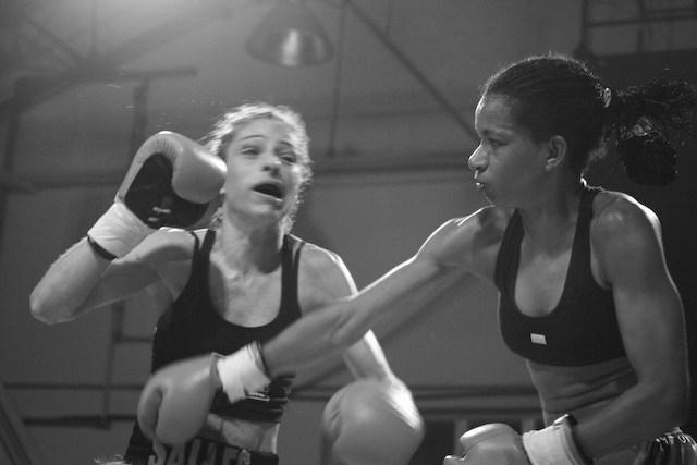 培力性別化的身體為主體:拳擊培力課程的性別觀察