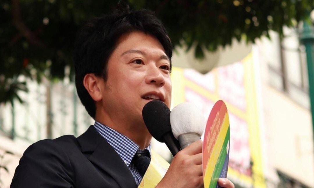 日本首位LGBT參議員石川大我:我會讓彩虹色的議席在國會努力發聲 – The News Lens 關鍵評論網