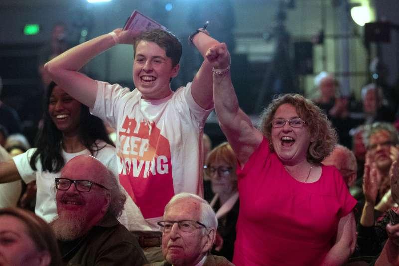 LGBT族群、少數族裔議員增加 紐西蘭超越英國有全球「最彩虹」國會-風傳媒
