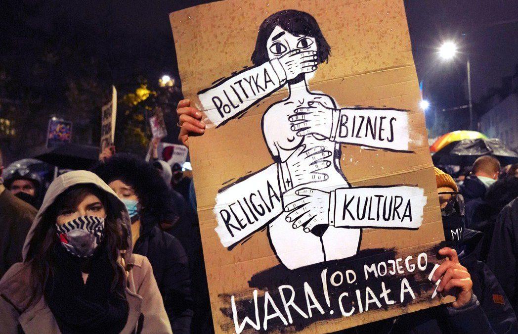 波蘭「禁墮胎釋憲」風暴:先天性障礙胎兒的命權?強迫女性生產? | 轉角國際 udn Global